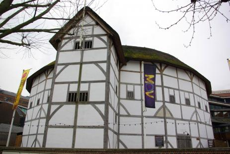 Le Shakespeare's Globe Theatre, à Londres